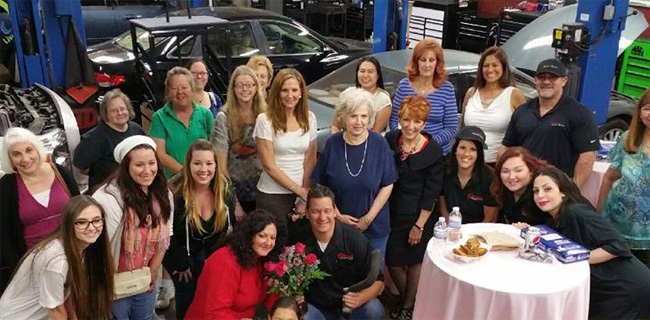 Ladies Car Care Clinic