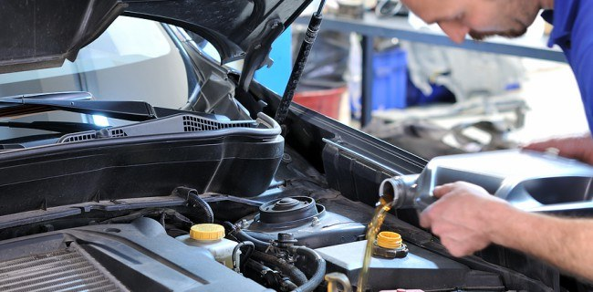 Oil Change Service | Desert Car Care of Chandler